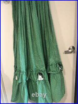 Victorian Pioneer1900s Vintage Old West style Theater Reenactment Costume Dress
