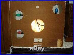 Vintage 1958 Plastic Heileman's Old Style Lager Beer Light