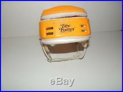 Vintage COOPER Free Former HURLING HOCKEY HELMET-SK100 Style-SR-No Cracks