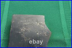 Vintage Collins Bonded Axe Head Jersey Style New Old Stock Old Cutting Tool