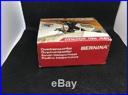 Vintage Genuine BERNINA Old Style Walking Foot Sewing Tool No. 334 184 040