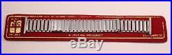 Vintage JC ANNECY 20mm Bonklip Style Open End Watch Strap/Bracelet New Old Stock