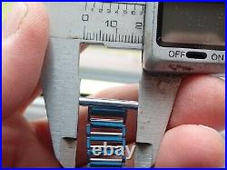 Vintage Lacy 18mm Bonklip Military Style Open End Watch Bracelet New Old Stock