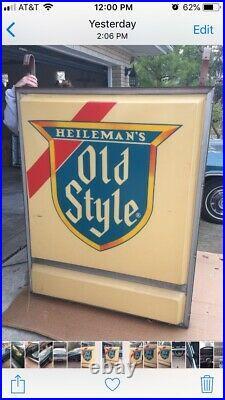 Vintage Old Style Tavern Lighted Sign