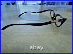 Vintage Rare New Old Stock Victory Cat Eye Pin Up Style Eyeglasses Sunglasses