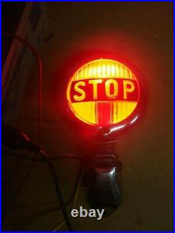 Vintage US-400 Accessory STOP LIGHT BUICK lamp car truck motorcycle gm ford nice