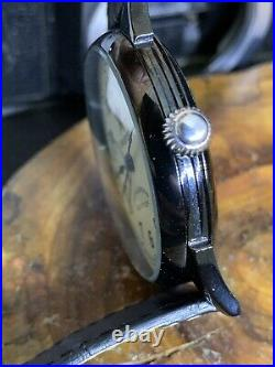 Vintage style Marriage USSR navigators old 3602 mens watch Case new #0309